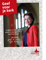Folder Actie Kerkbalans 2020